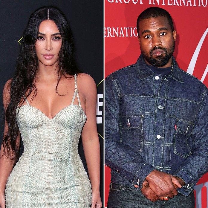 Kim Karsashian Jokes About Kanye West Split During 'Saturday Night Live' Monologue