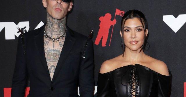 Kourtney Kardashian Believes Fiance Travis Barker Is Her 'Soul Mate': They're 'Beyond Ecstatic'.jpg