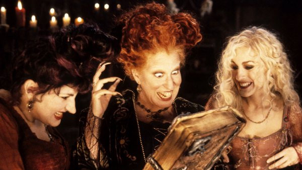 Let's Fly! Everything We Know So Far About 'Hocus Pocus 2'