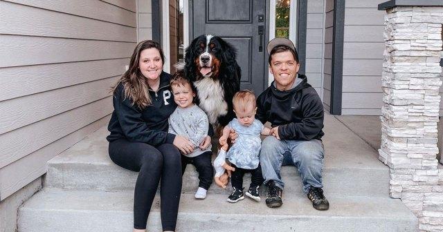 Little People, Big World's Tori Roloff and Zach Roloff Move to Washington With 2 Kids: Photos.jpg