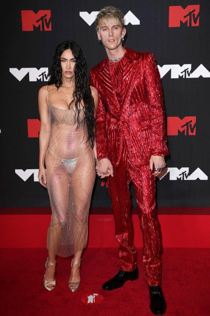 Megan Fox Opens Up About Deep Insecurities Over Her Body Dysmorphia MGK Machine Gun Kelly