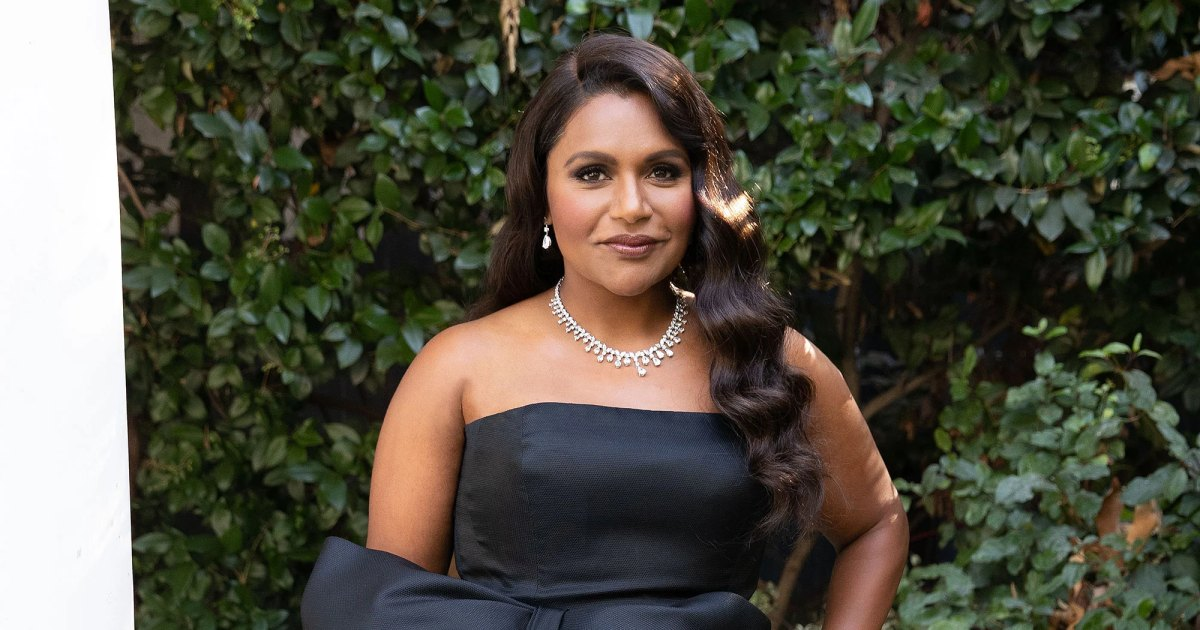 Mindy Kaling's Rare Family Photos With Her Children Over the Years