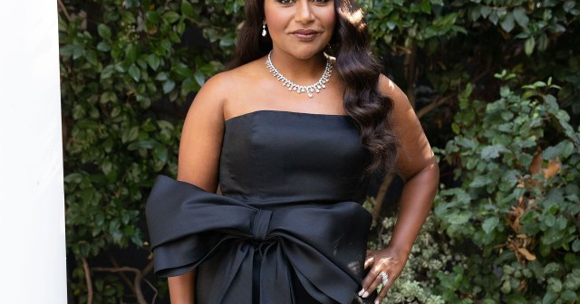 Mindy Kaling's Rare Family Photos With Her Children Over the Years.jpg