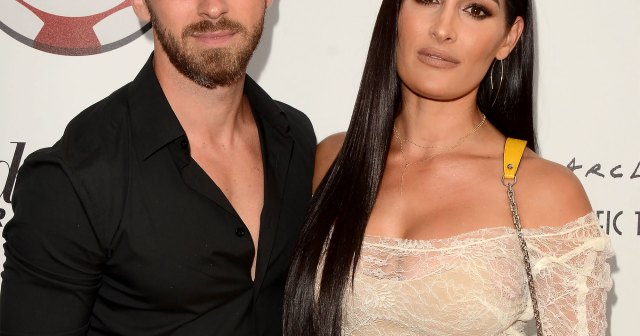 Nikki Bella Says 'Very Private' Artem Chigvintsev Wasn't Happy When She Talked About Their Sex Life on Podcast.jpg