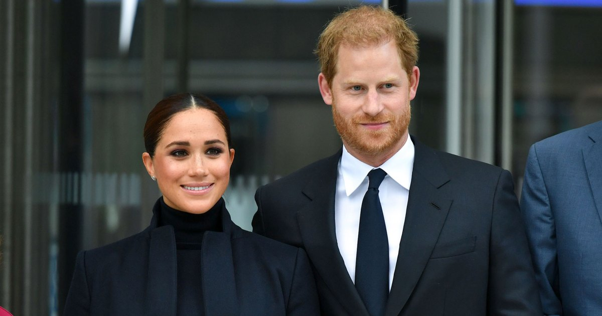 Prince Harry and Meghan Markle's Plans for Daughter Lilibet's Christening Are Not 'Finalized'