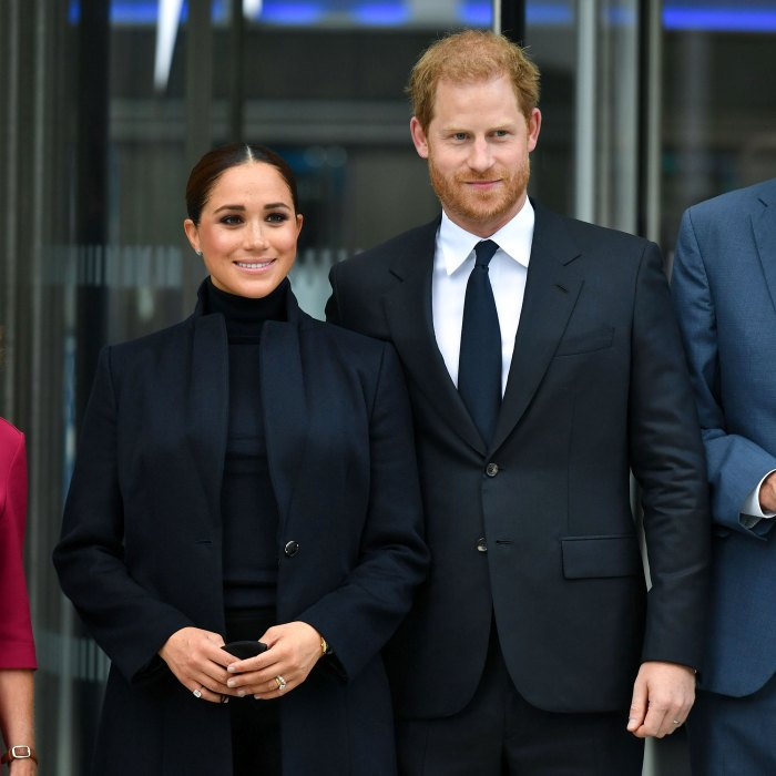 Prince Harry and Meghan Markle Plans for Daughter Lilibet Christening Are Not Finalized