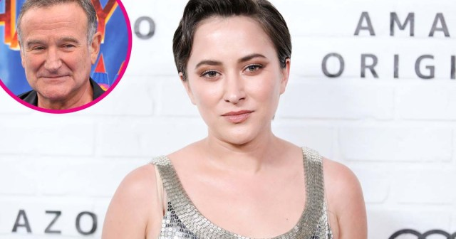 Robin Williams' Daughter Zelda Asks Fans to Stop Sending Her Clips of Jamie Costa's Viral Impression of the Late Actor.jpg