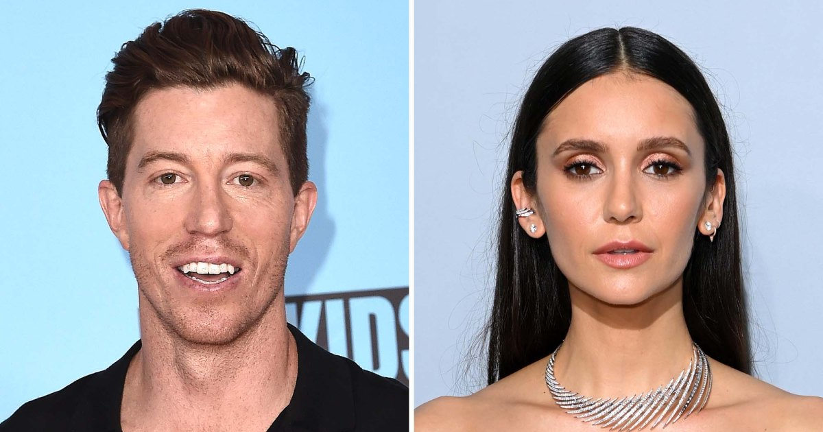 Shaun White Gushes Over 'Incredibly Talented' Girlfriend Nina Dobrev and Making Long-Distance Work