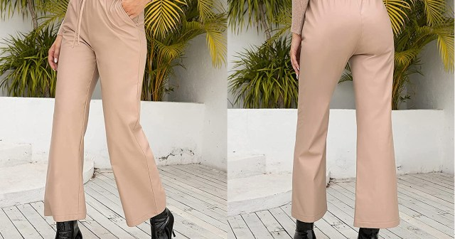 These Stretchy Faux-Leather Pants Pair Perfectly With All Your Sweaters.jpg