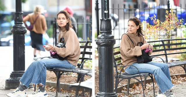 Katie Holmes Just Wore These Exact Sneakers Out in New York.jpg