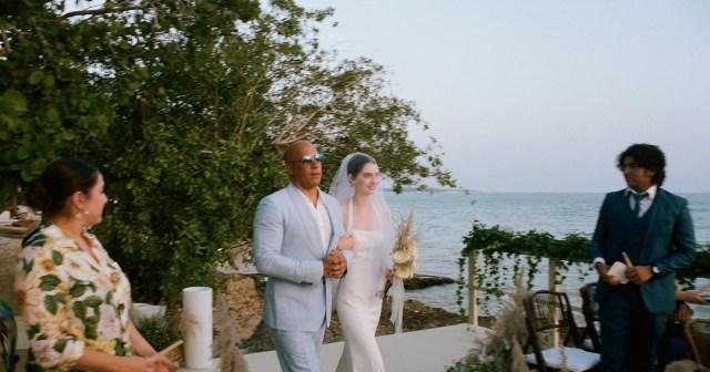Paul Walker's Daughter Meadow Walker Gets Married and Vin Diesel Walks Her Down the Aisle.jpg