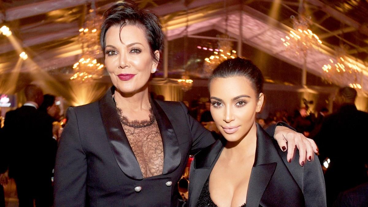 Sensational New Book Claims Kris Jenner Leaked Kim Kardashian's Sex Tape