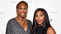 Venus Williams and Serena Williams