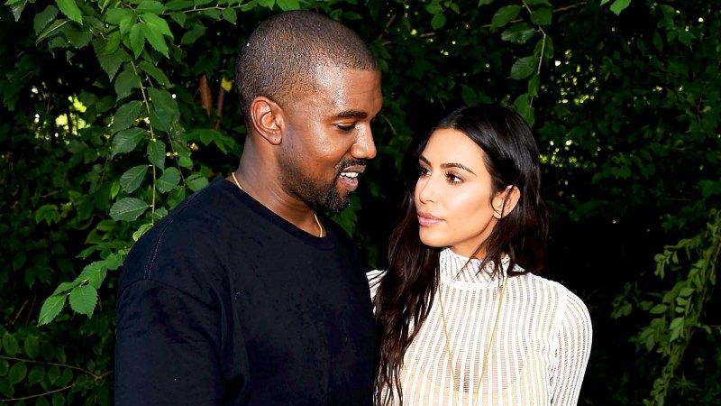 Kim Kardashian and Kanye West: The Way They Were