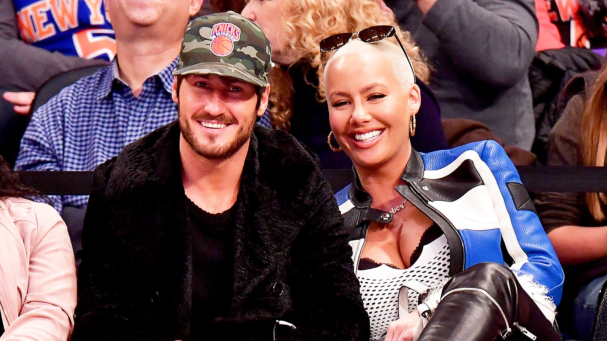 Val Chmerkovskiy and Amber Rose