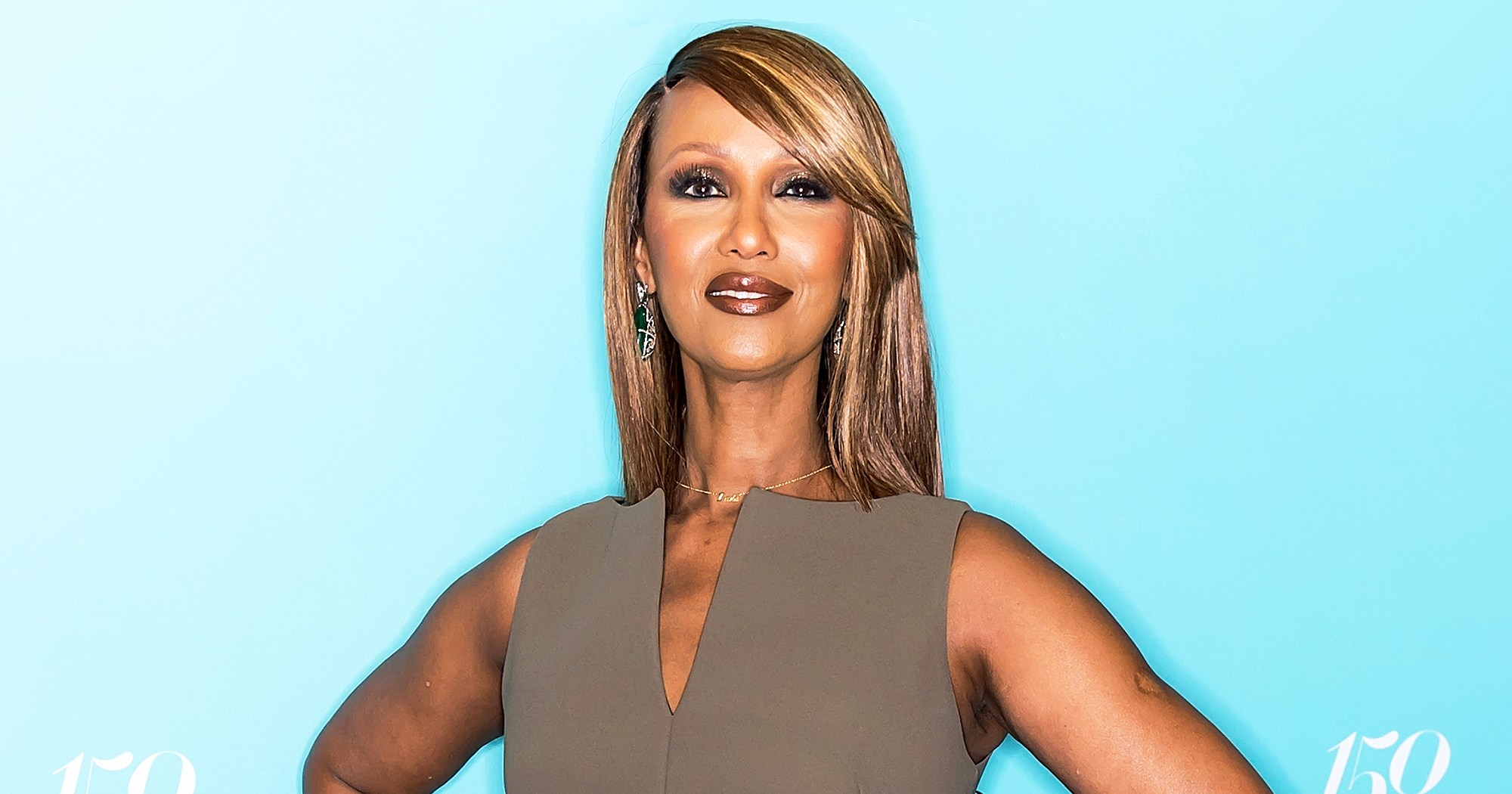 Iman Shares Rare Pic of Her and David Bowie's Daughter Lexi