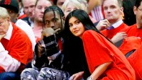 Travis Scott and Kylie Jenner