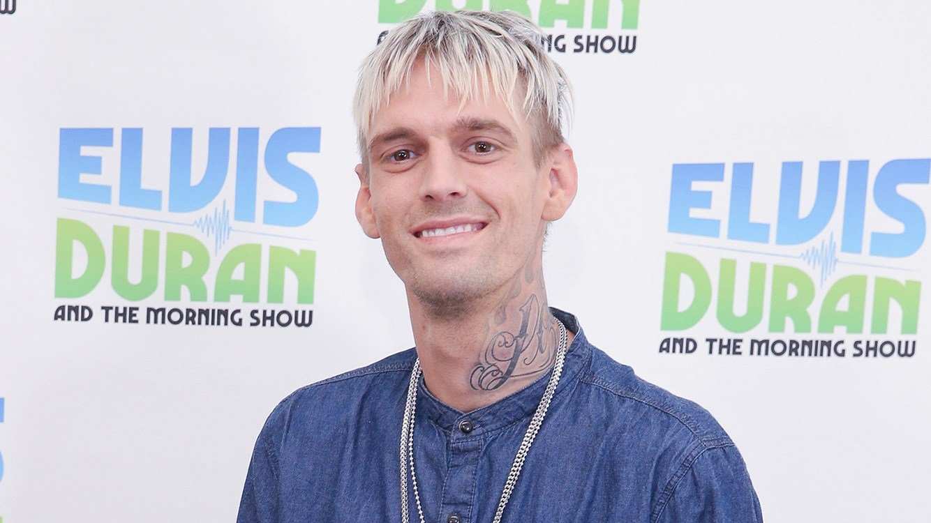 Aaron Carter, Rehab, Elvis Duran Z100 Morning Show