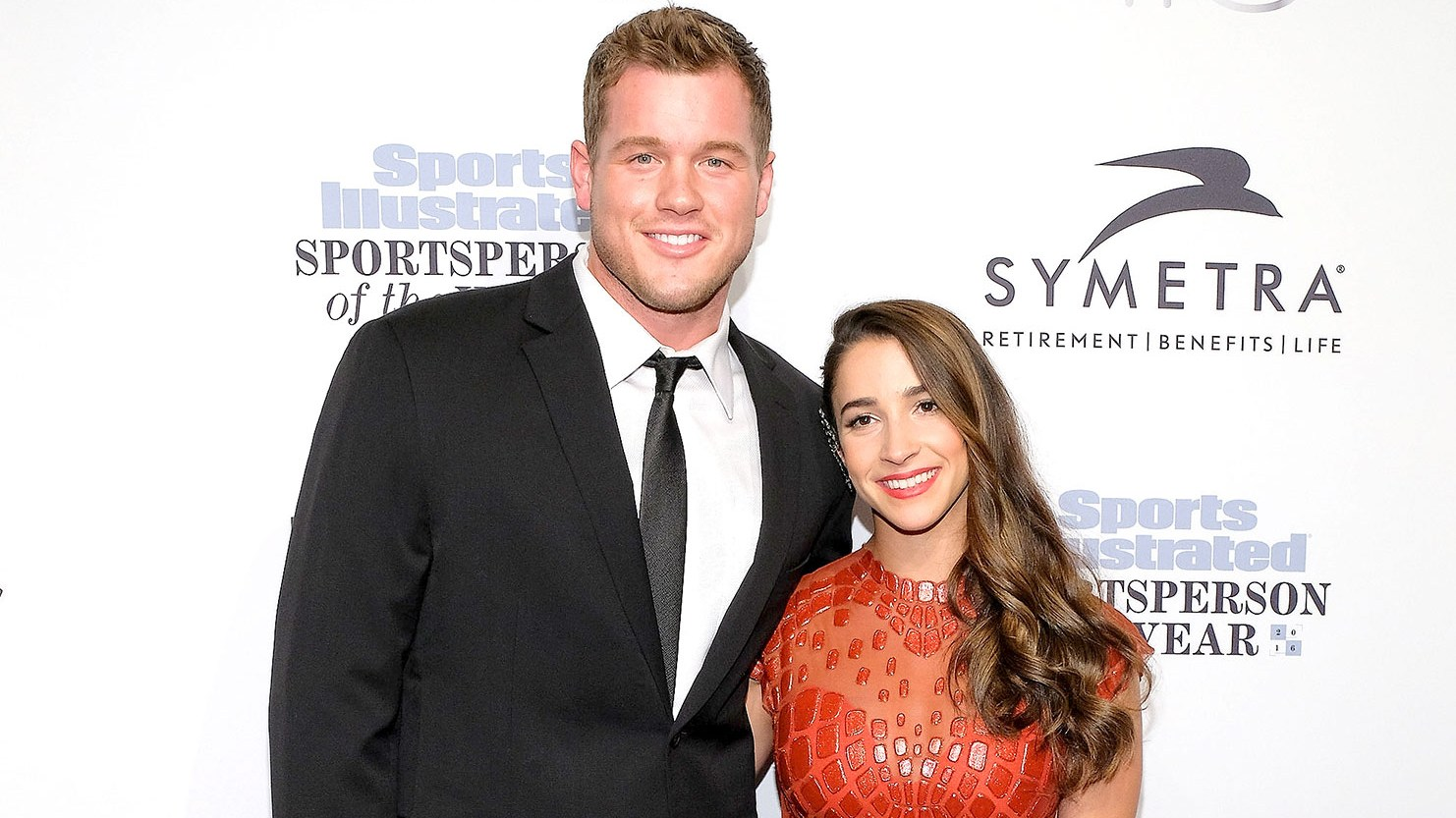 Aly Raisman, Colton Underwood