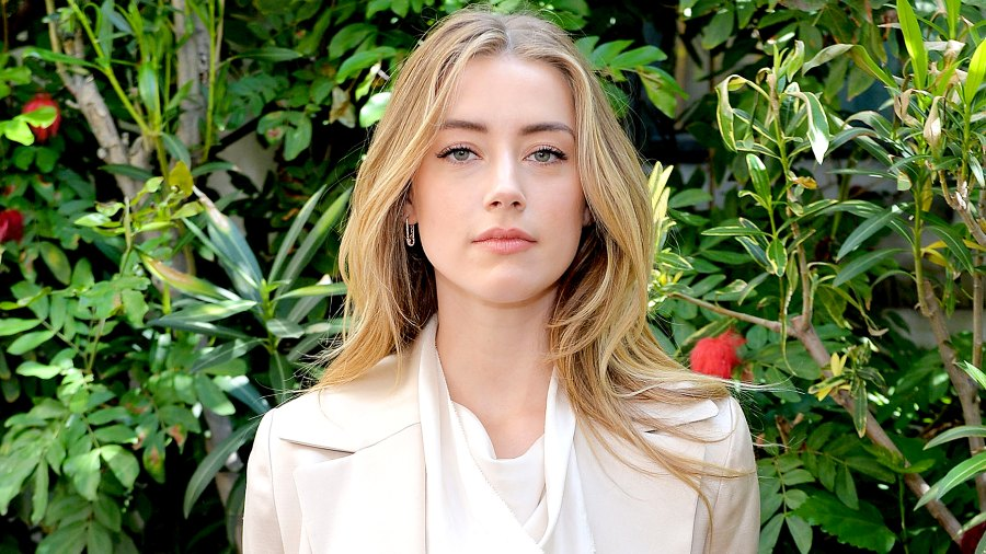 Amber Heard attends Net-A-Porter Celebrates Women Behind The Lens at Chateau Marmont on February 26, 2016.