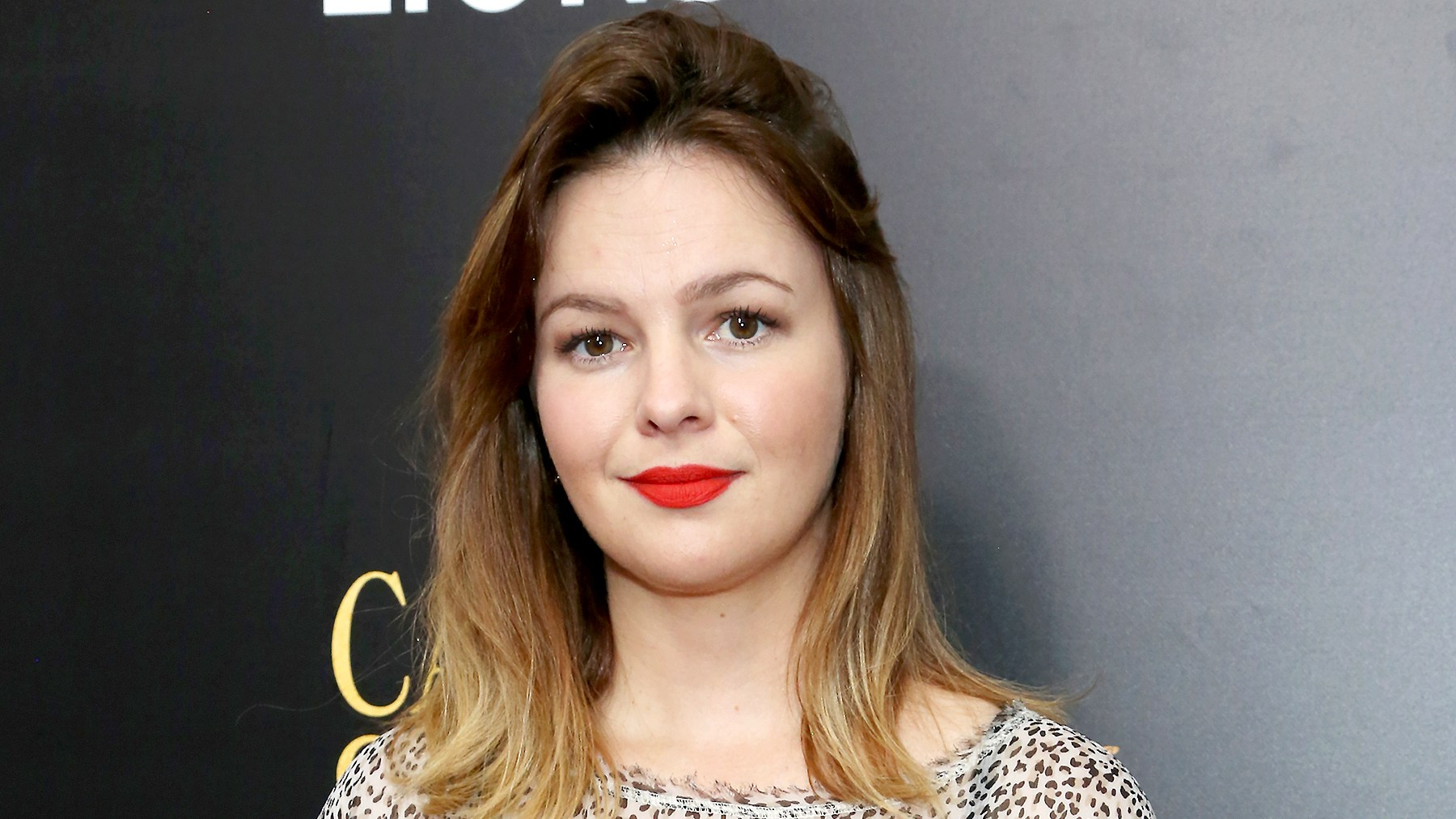 """Amber Tamblyn attends Amazon & Lionsgate with The Cinema Society Host the New York Premiere of """"Cafe Society"""" on July 13, 2016 in New York City."""
