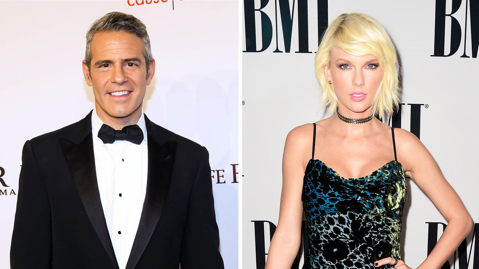 Andy Cohen, Taylor Swift