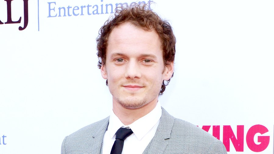 """Anton Yelchin attends a special advance screening of Joe Dante's """"Burying The Ex"""" at American Cinematheque's Egyptian Theatre on June 11, 2015 in Hollywood, California."""