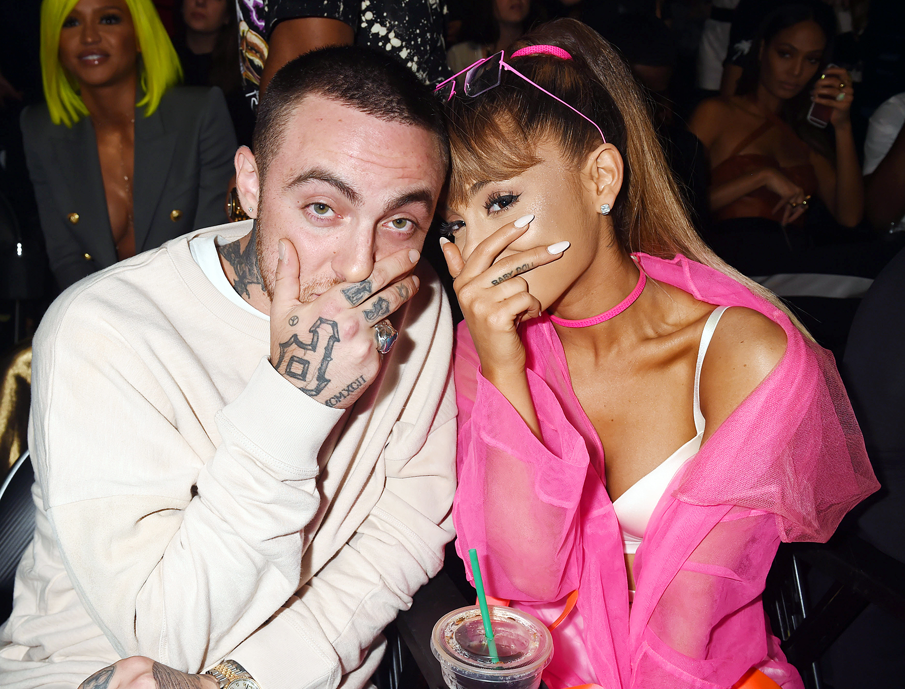 Is ariana grande dating anyone now