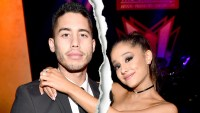 Ricky Alvarez and Ariana Grande attend The Creators Party, Presented by Spotify, Cicada, Los Angeles at Cicada on February 13, 2016 in Los Angeles, California.
