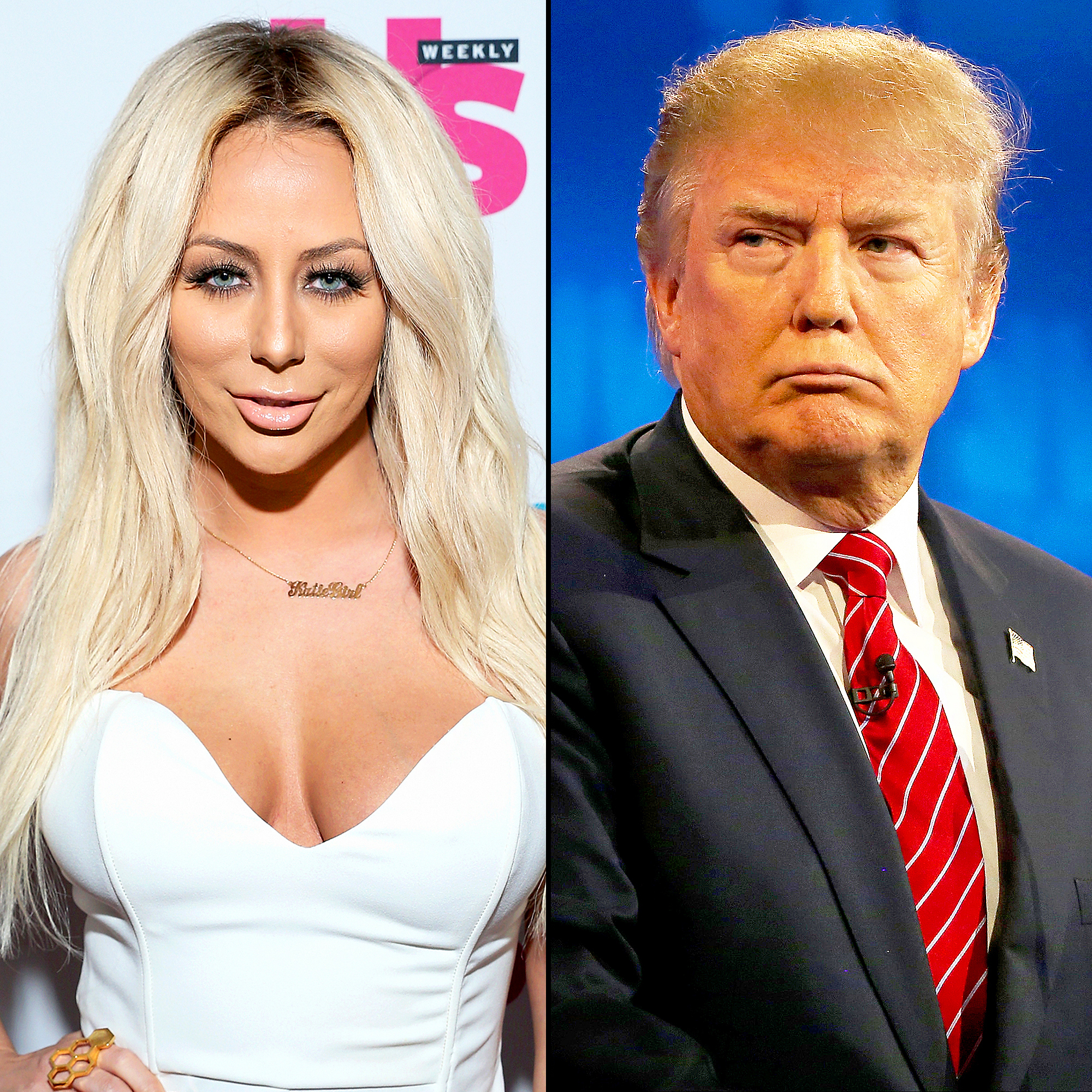 Aubrey O Day Shared Cryptic Tweet Before Donald Trump Won Election Aubrey O Day and Donald Trump
