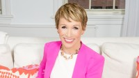 Barbara Corcoran poses for Resident Magazine on April 7, 2016 in New York City.