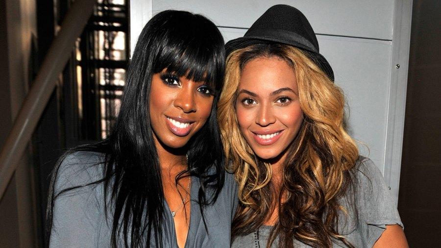 Kelly Rowland & Beyoncé Knowles