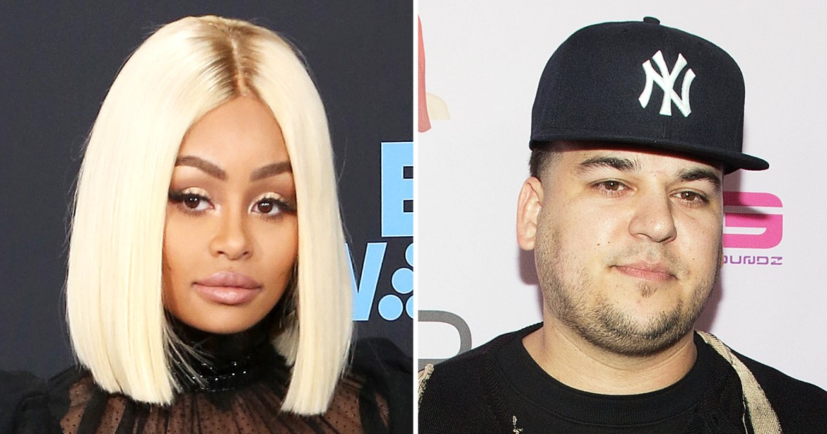Attractive Blac Chyna Naked Pussy Pics