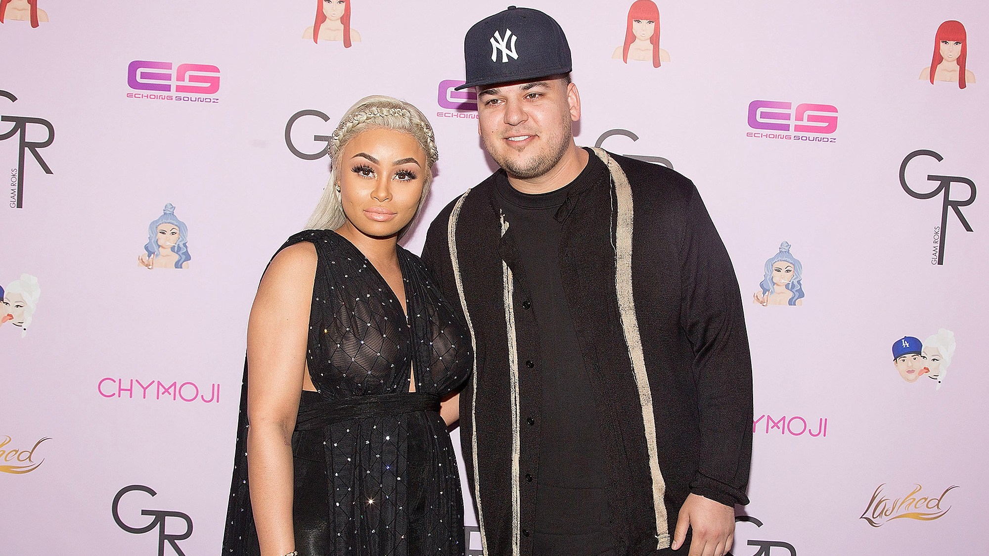 Blac Chyna, Rob Kardashian Jr., Dream, Custody