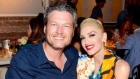 Blake Shelton and Gwen Stefani attend the Apollo in the Hamptons 2016 party at The Creeks on August 20, 2016 in East Hampton, New York.