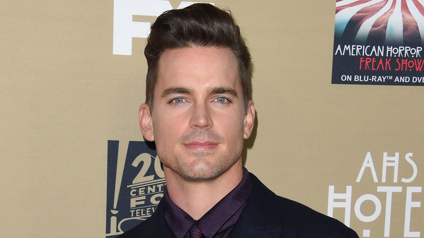 Matt Bomer gave fans a treat during last night's AHS