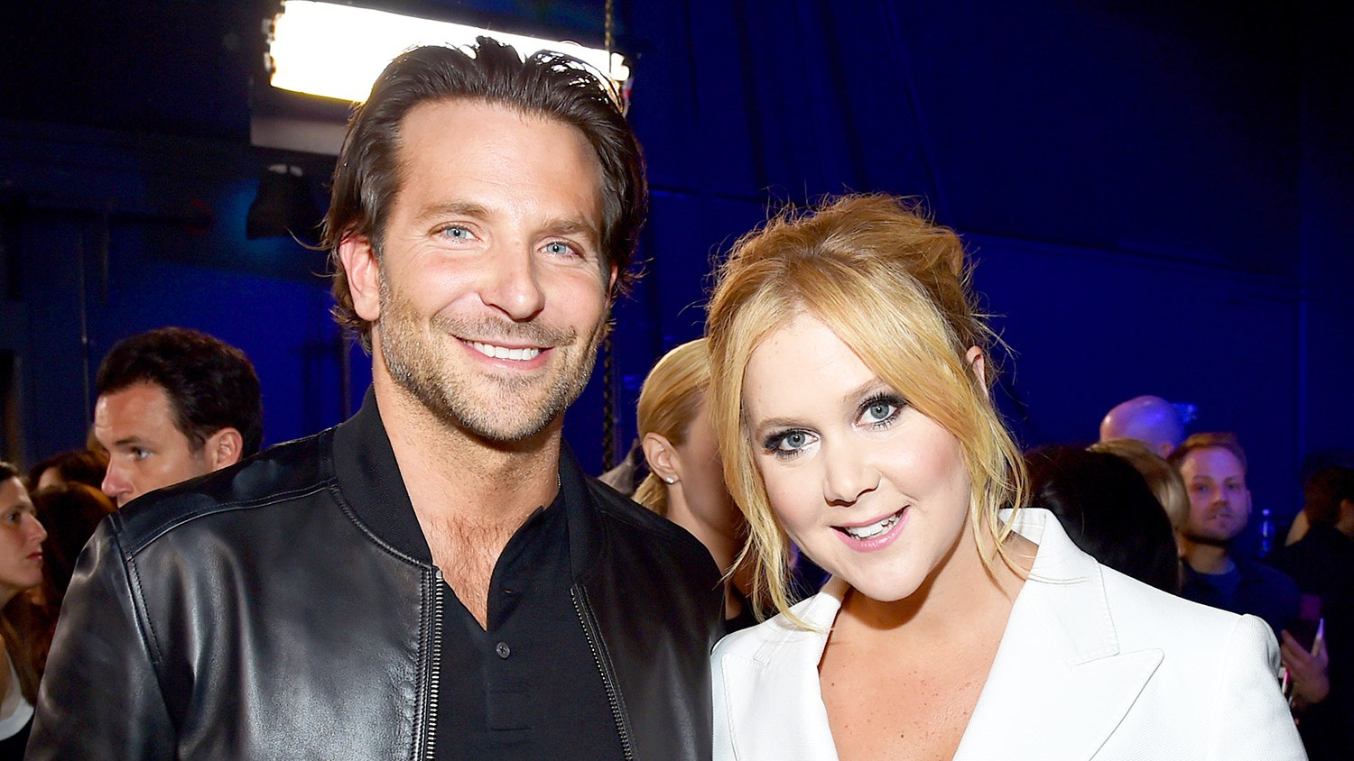 Bradley Cooper and Amy Schumer