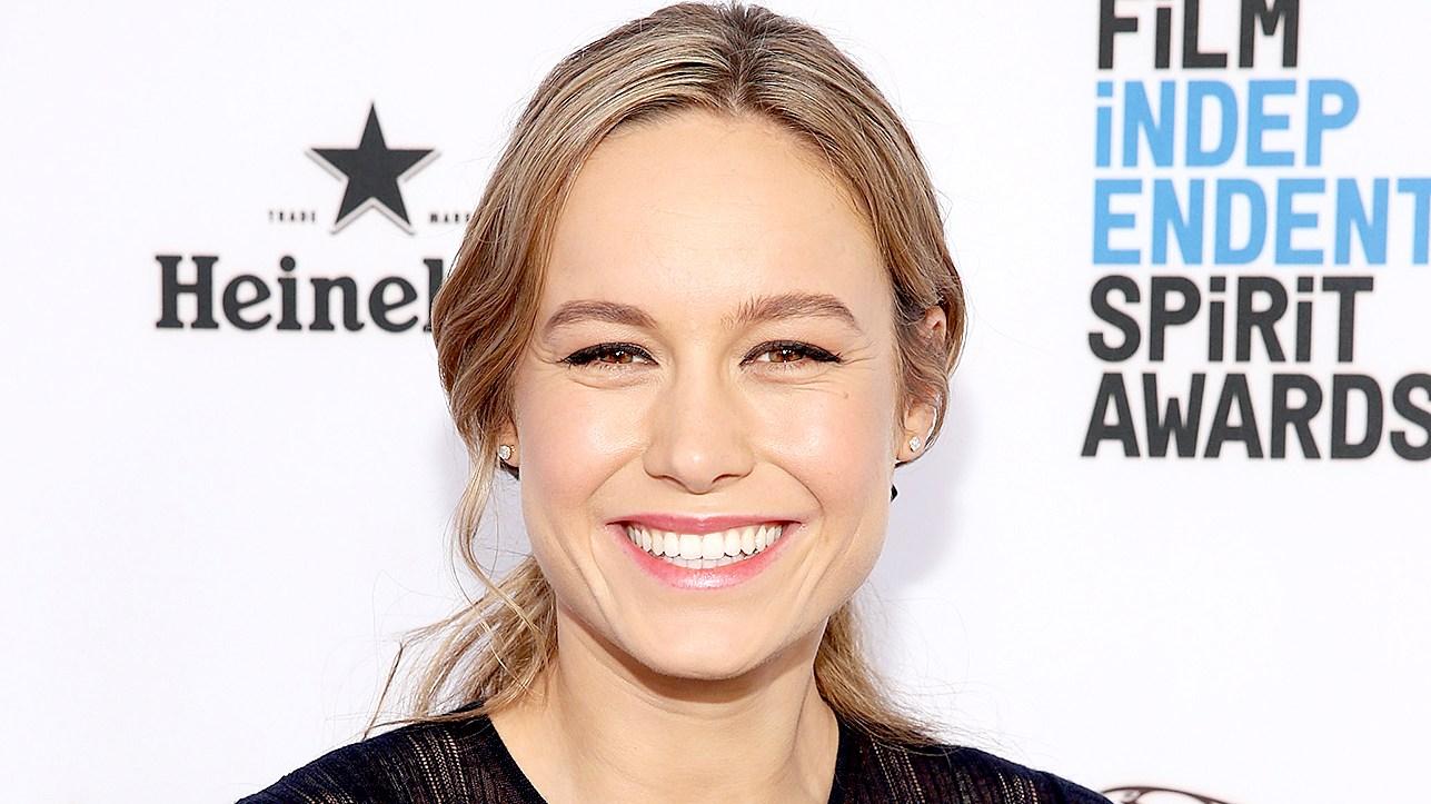Brie Larson attends the 2016 Film Independent Filmmaker Grant And Spirit Award Nominees Brunch.