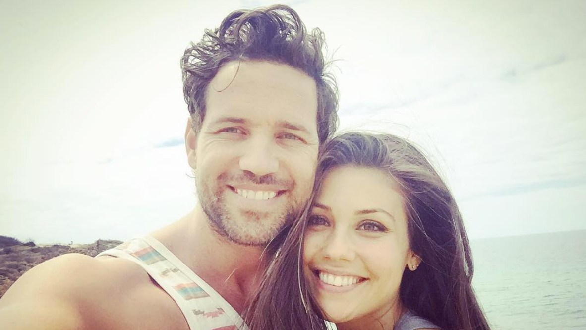 Britt Nilsson married her fiance, Jeremy Byrne