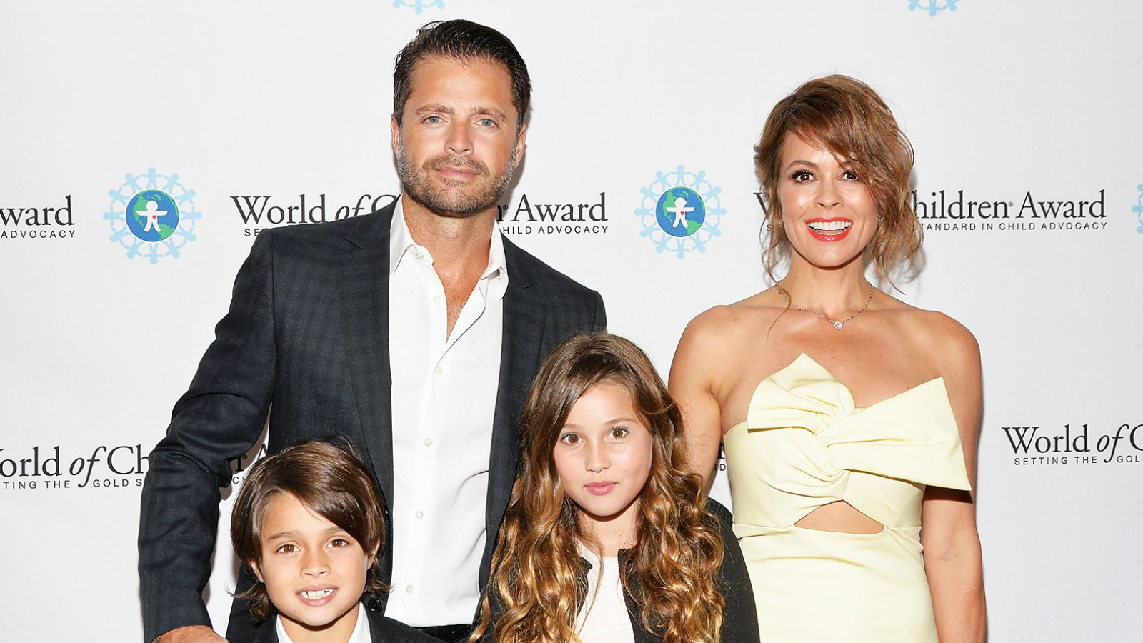 David charvet hairstyles for 2017 celebrity hairstyles by - Brooke Burke Charvet Doesn T Want Her Children To Grow Up Naive Celebrity Moms