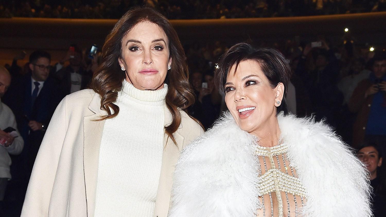 Caitlyn Jenner and Kris Jenner