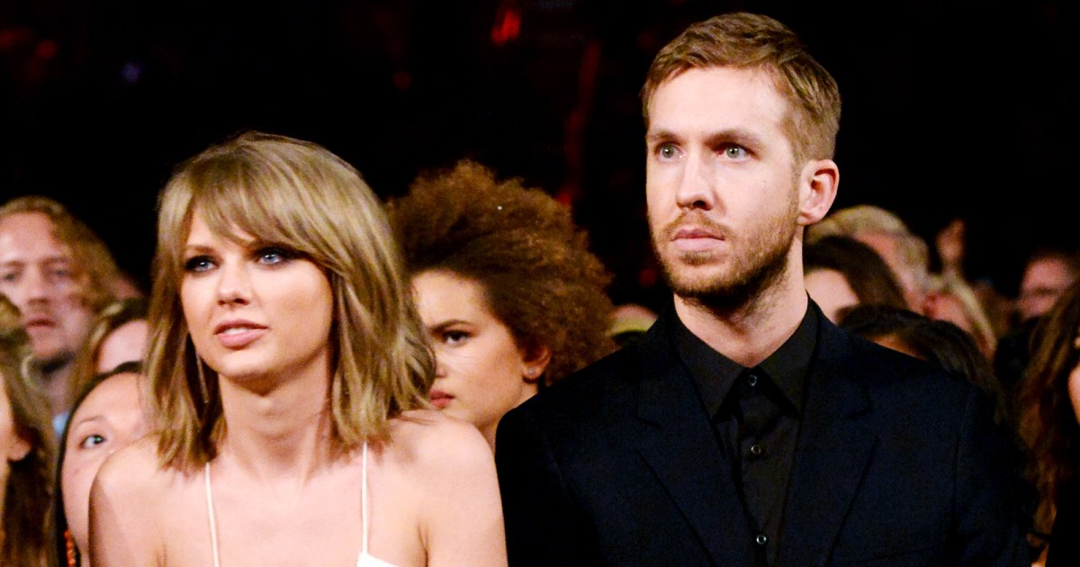 Calvin Harris Wrote A Breakup Song About Taylor Swift