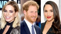Caroline Stanbury, Prince Harry, and Meghan Markle