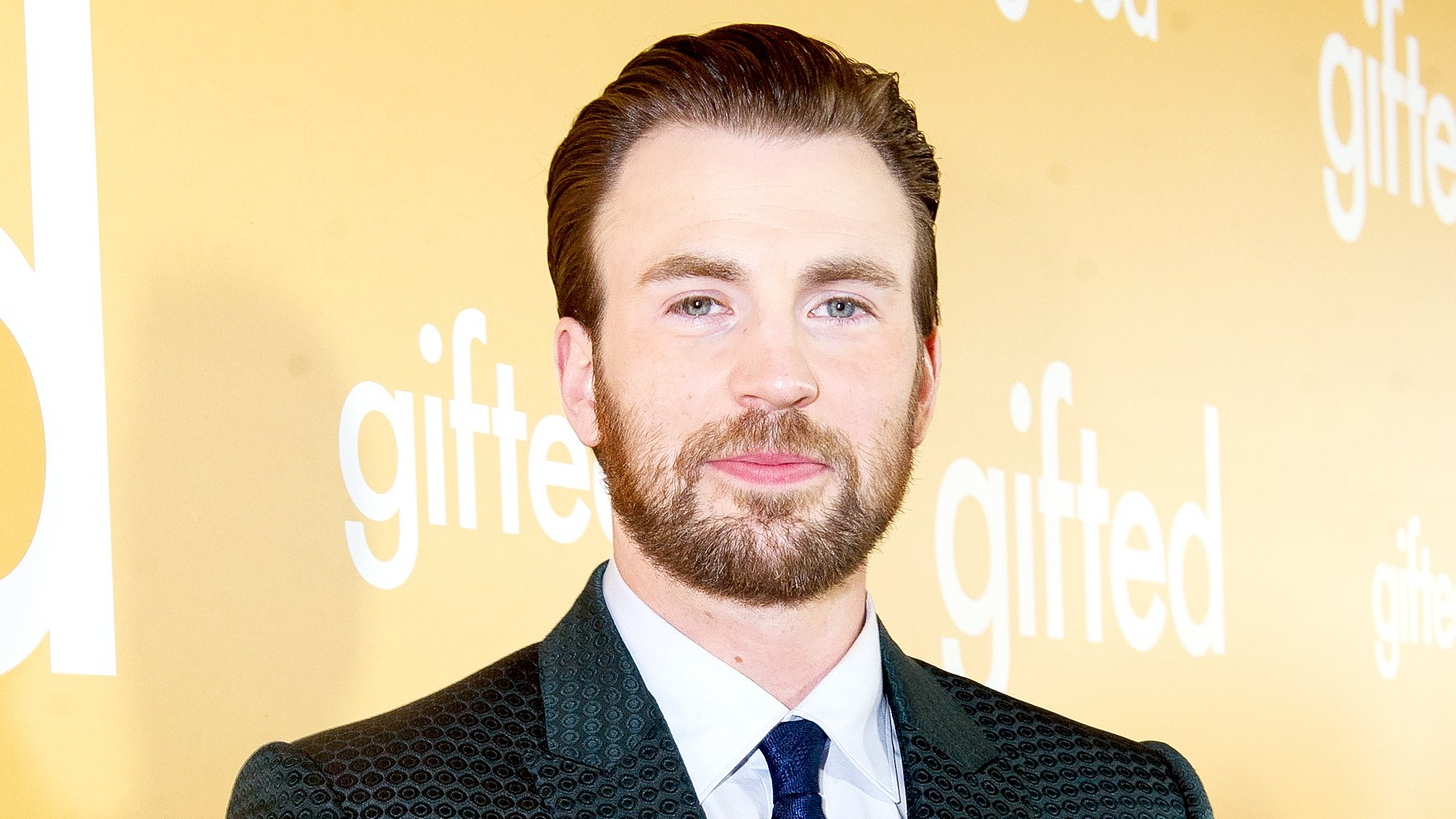Chris Evans arrives at the premiere of Fox Searchlight Pictures' 'Gifted' at Pacific Theaters at the Grove on April 4, 2017 in Los Angeles, California.