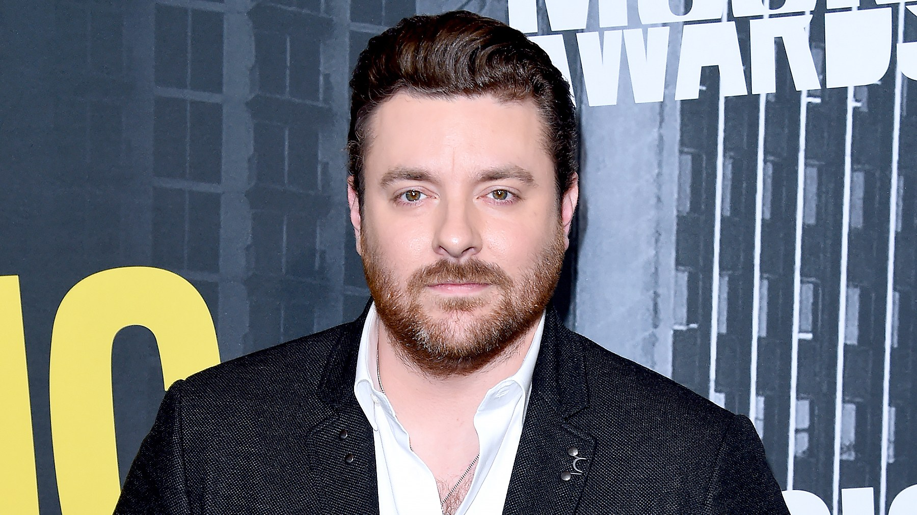 Chris Young attends the 2017 CMT Music Awards at the Music City Center on June 7, 2017 in Nashville, Tennessee.