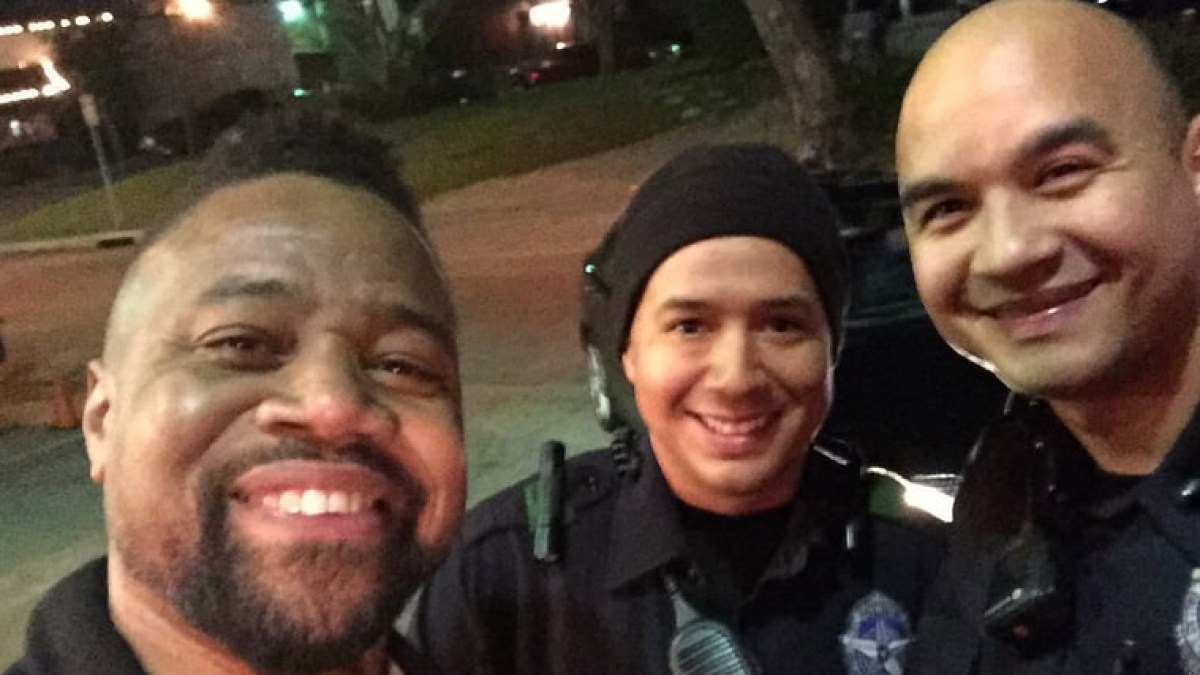 Cuba Gooding Jr Cried After Hearing Hed Met Dallas Officer
