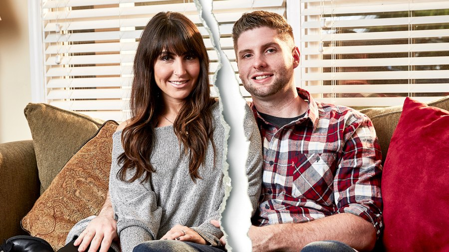 Married at First Sight's Danielle DeGroot and Cody Knapek