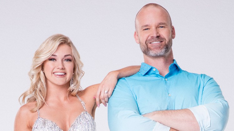David Ross and Lindsay Arnold