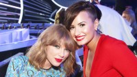Taylor Swift and Demi Lovato