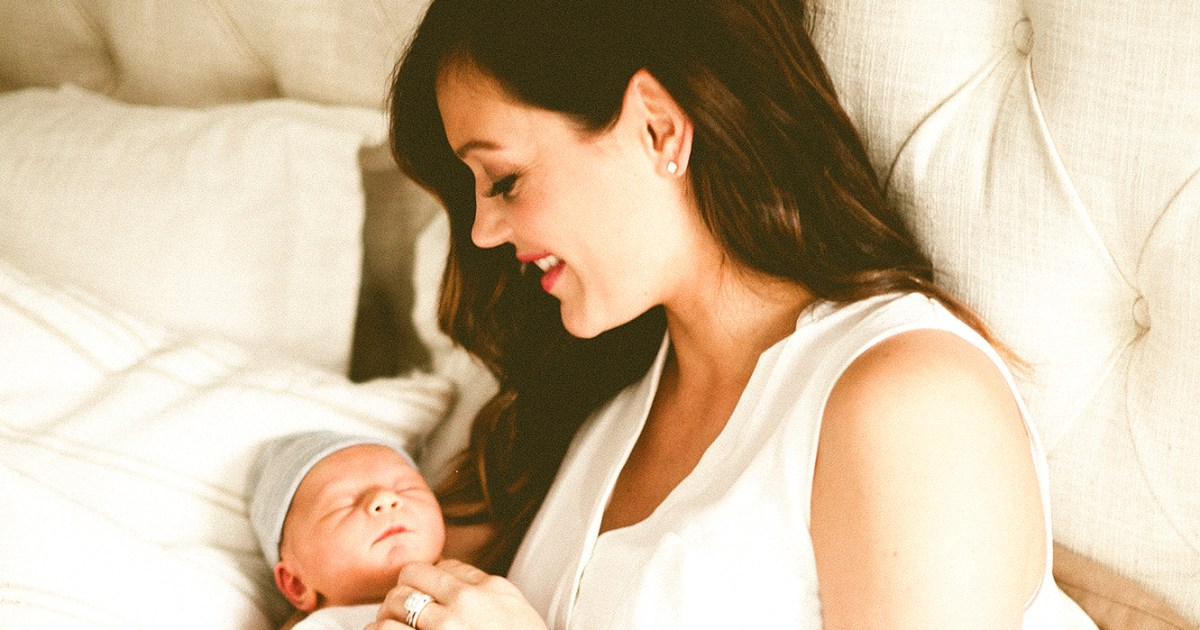 Desiree Hartsock Talks Early Days With Baby Asher Shares Pic